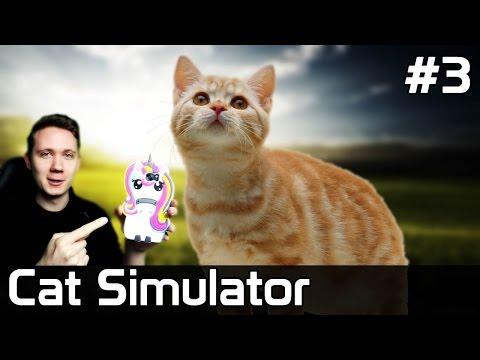 Cat Simulator Po Polsku [#3] SPECJALNY Telefon Do Gier!?