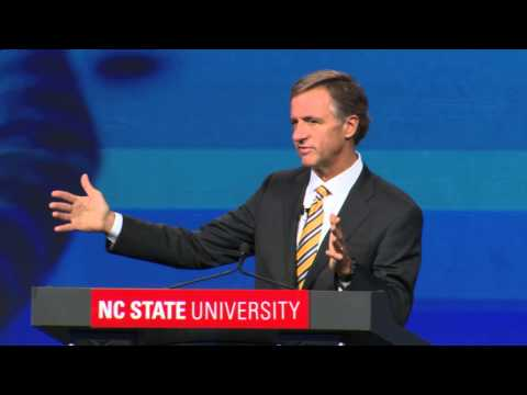 Tennessee Governor Bill Haslam: 2014 Emerging Issues Forum