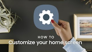 04. Samsung Galaxy Note10: How to customize your home screen