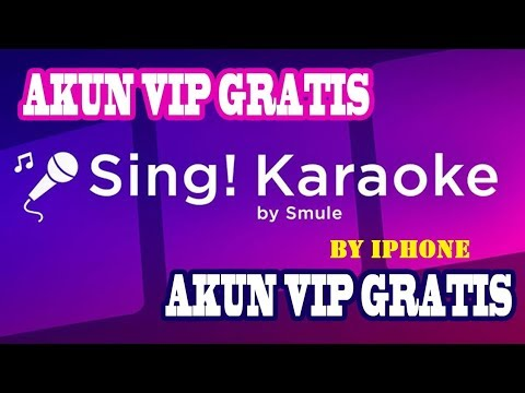 Smule Free VIP on iPhone 100% successful