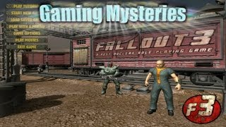 Gaming Mysteries_ Fallout 3 Beta/Van Buren (PC) UNRELEASED