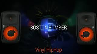 Boston Bomber Vinyl Hip Hop
