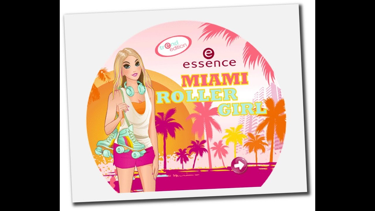Essence Roller Girl Miami Roller Girl de Essence