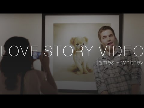 Adorable Love Story Film reenactment of First Date