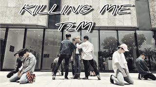 [KPOP in PUBLIC] KILLING ME - iKON cover by T2M