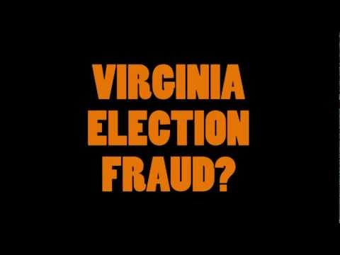 VIRGINIA ELECTION FRAUD VOTE RON PAUL 2012 SUPER TUESDAY RESULTS MITT ROMNEY