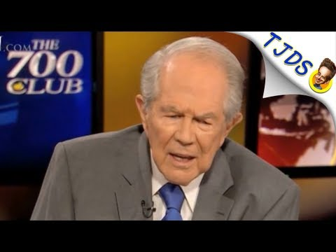 Pat Robertson's Cruel, Stupid Answer To A Grieving Woman (TJDS)