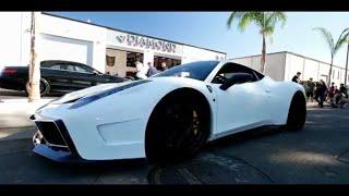 Sick Exotics at Diamond Auto Sport of Sacramento