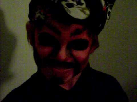 Devil Halloween Face Makeup Halloween Little Devil Makeup