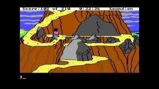 King's Quest 3 Minimalist Run