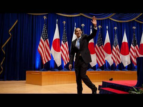 President Obama Speaks on the Future of U.S. Leadership in Asia Pacific Region