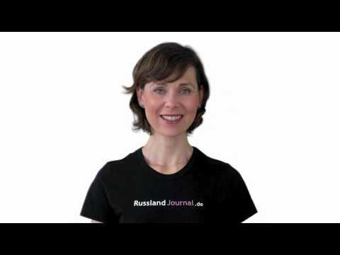 Russisch SprachГbung - Wichtige AusdrГcke - Teil 1