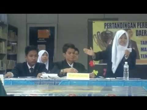 BAHAS ALA PARLIMEN : YB Ketua Pembangkang SMES- Johan Daerah Batang Padang, Perak 2011