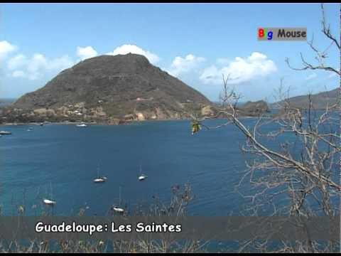 Guadeloupe: Les Saintes (travel clip)