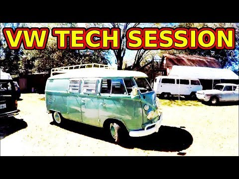 VW Tech Session - March 2018