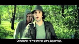 Ylvis Video - La det på is - Ylvis [OFFICIAL MUSIC VIDEO][FULL HD]