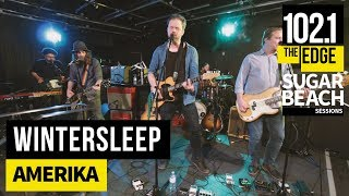 Wintersleep - Amerika (Live at the Edge)
