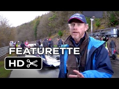 Rush Featurette – On Set at Nürburgring (2013) – Ron Howard Racing Movie HD