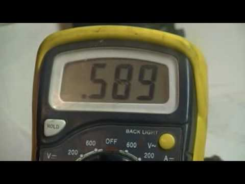 Desmonte y Ajuste de laser de PS2 Slim SCPH-90001 parte 3