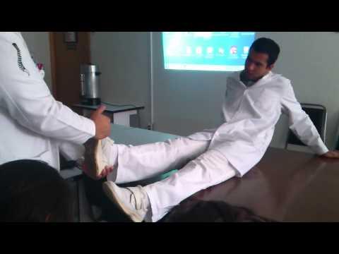 Reducción de luxaciones. Dr. Gonzalez