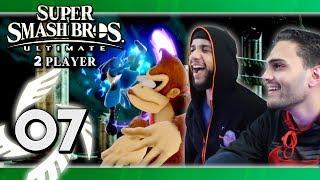 Super Smash Bros. Ultimate: World of Light - Part 7 ft. Cobanermani456! (2 Player)