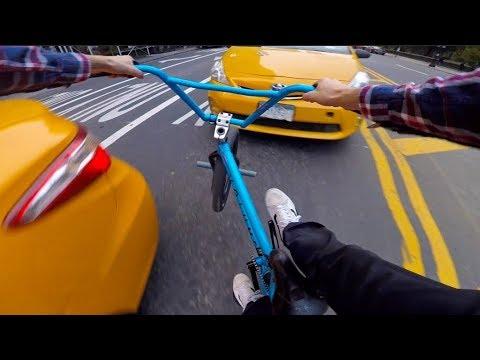 GoPro BMX Bike Riding in NYC 8