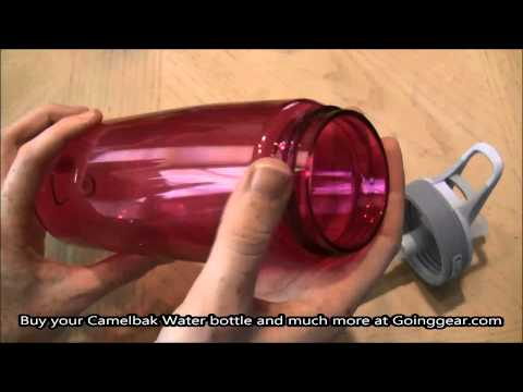 Camelbak Eddy Water Bottle Review