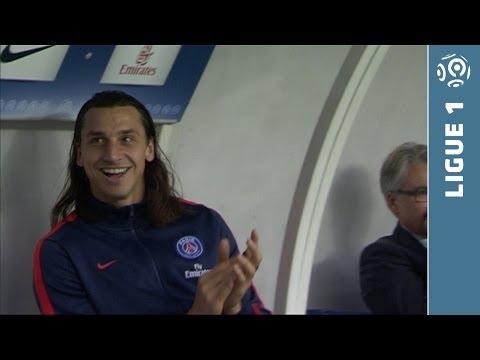 Les doublés incroyables d'Ibra et Cavani - 2013/2014 - PSG - Bastia