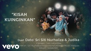 Dato' Sri Siti Nurhaliza - Kisah Ku Inginkan (Lyric Video) ft. Judika