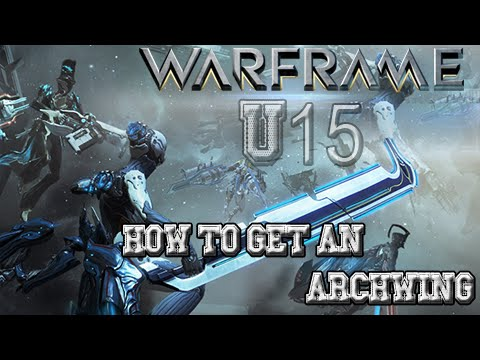 warframe how to change archwing