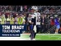 Tom Brady TD Pass & Trick Play Cuts Falcons Lead!   Patriots vs. Falcons   Super Bowl LI Highlights
