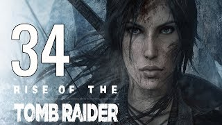RISE OF THE TOMB RAIDER FR PS4 PARTIE 34