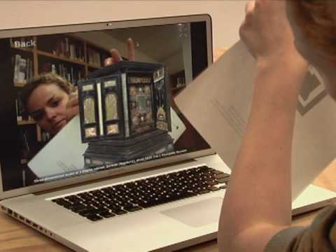 The Getty Museum s Augmented Reality Demo