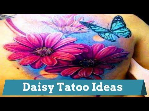 Daisy Tatoo Ideas