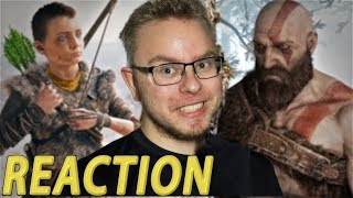 God of War – Father and Son Trailer (Father's Day) REACTION