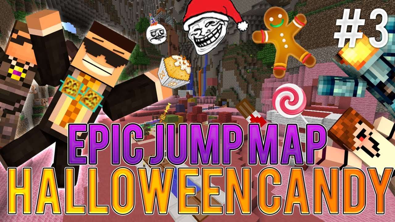 epic jump map halloween candy finale ep3 w