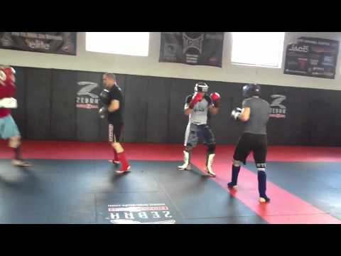 Mississauga mma Sparring sessions Image 1
