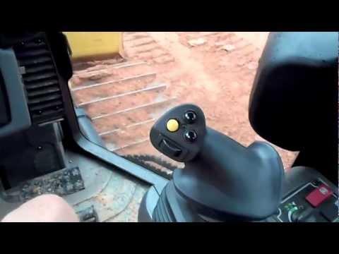 Caterpillar D3K II LGP Dozer Walkaround