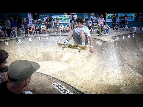 Emoves European Bowl Battle 2018 (Daan van der Linden, Jordan Thackeray)