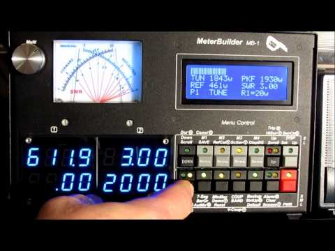 MeterBuilder MB-1 RF Power Meter - Overview