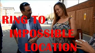 Street Magic | Ring To Impossible Location | & Giveaway