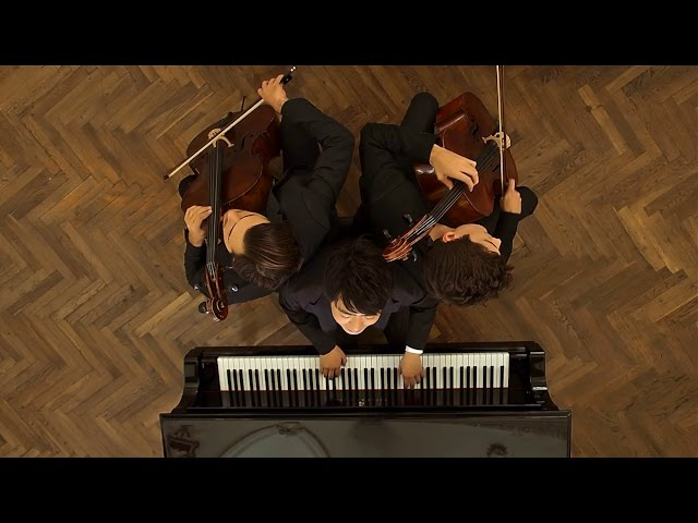 2CELLOS & LANG LANG - Live And Let Die [OFFICIAL VIDEO]