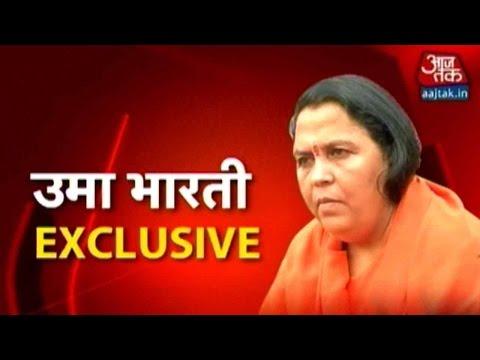 Exclusive: Uma Bharti Blames UP Government For Dadri Incident