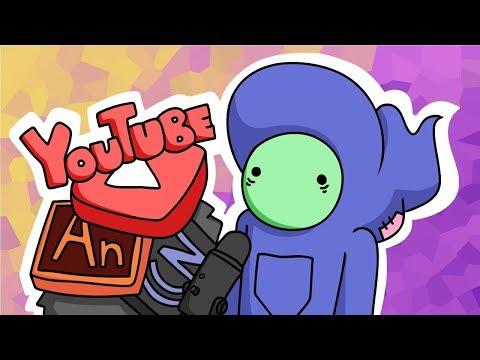 Как Стать Ютубером | How to Youtube ( GingerPale на русском ) Русская озвучка | Перевод Дубляж