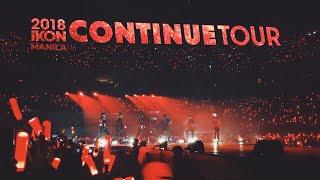 Ikon 아이콘 Continue Tour In Manila My Closest Fancam Ever ️