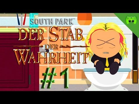 SOUTH PARK # 1 - The Stick Of Truth «»  Let's Play Der Stab der Wahrheit| FULL HD