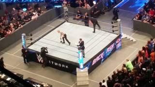 Bray Wyatt vs Kane Backlash 2016