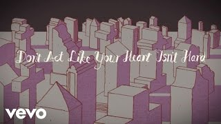 Beck Song Reader - Don't Act Like Your Heart Isn't Hard feat. Juanes (Lyric Video)