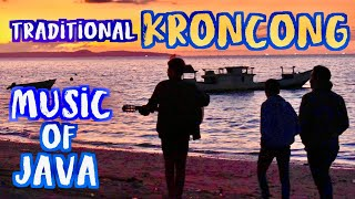 PORTUGUESE MUSIC IN JAVA? - KRONCONG || Travel Music Culture || Indonesia Ep. 7