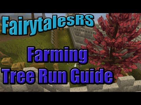 Farming – Tree Run Guide – FairytalesRS – Kieren